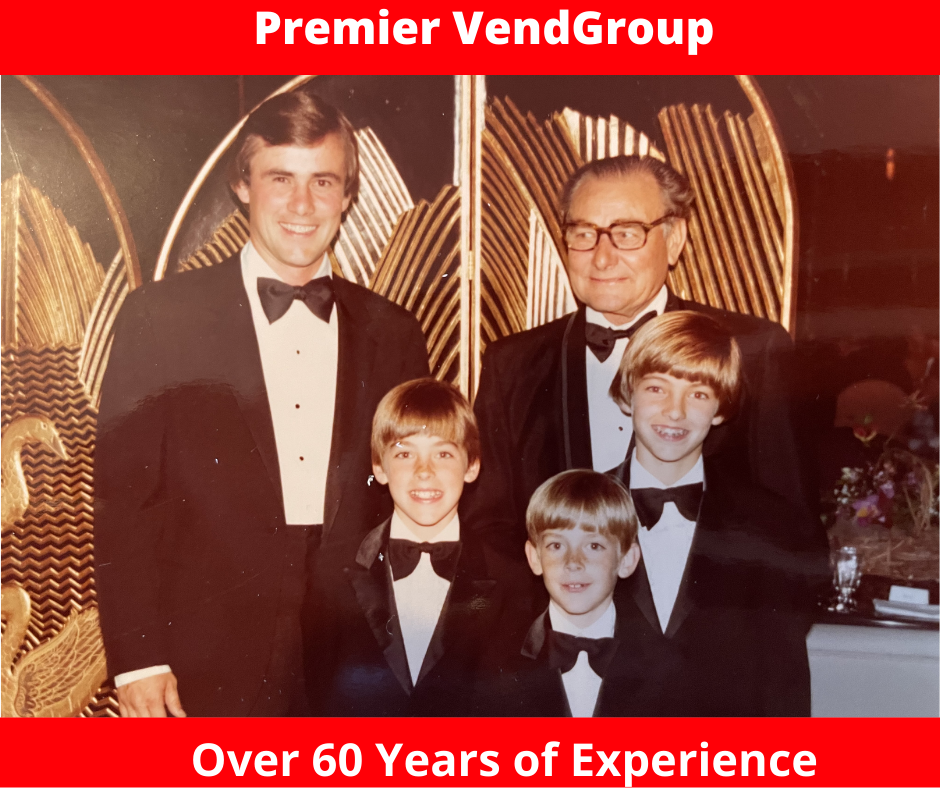 Los Angeles Premier VendGroup | Vending Services