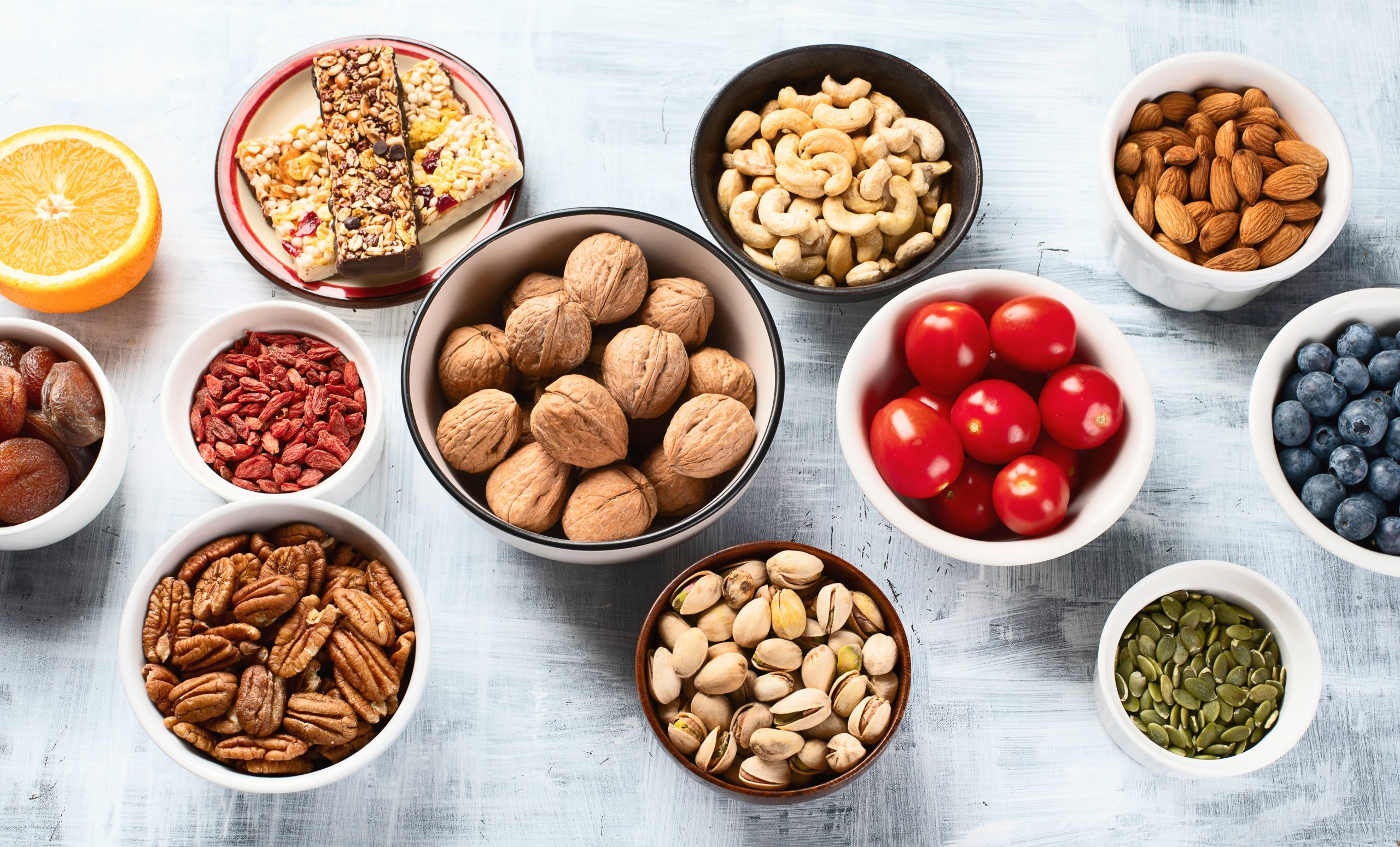 Los Angeles snacks | Healthy Snack Options | Vending Service | Micro-Market Service | Office Pantry Service