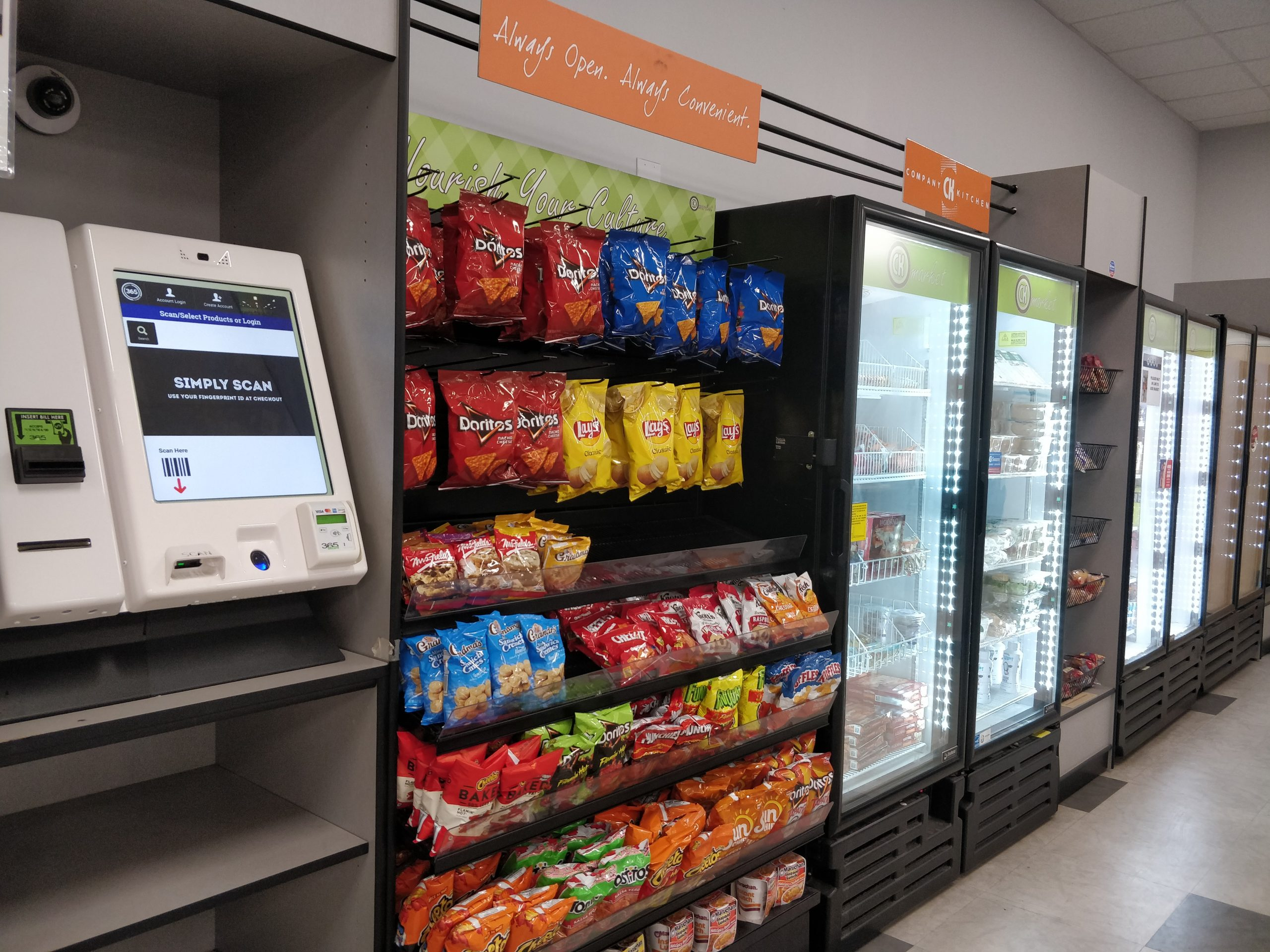 Micro-Markets | Los Angeles Micro-Markets | Refreshment Solutions